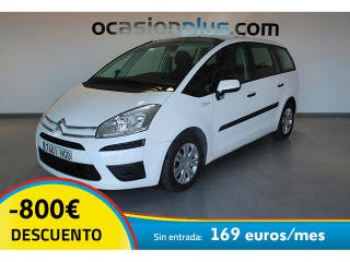 Citroen Grand C4 Picasso 1.6 HDI First 5pl 82kW (112CV)