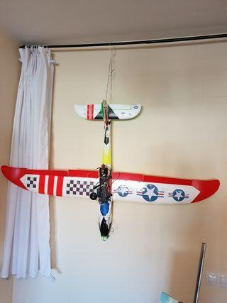 proyecto fpv avion bixler hobbyking