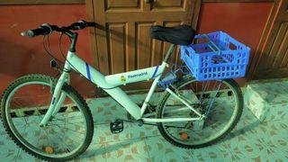 bicicleta del Real Madrid