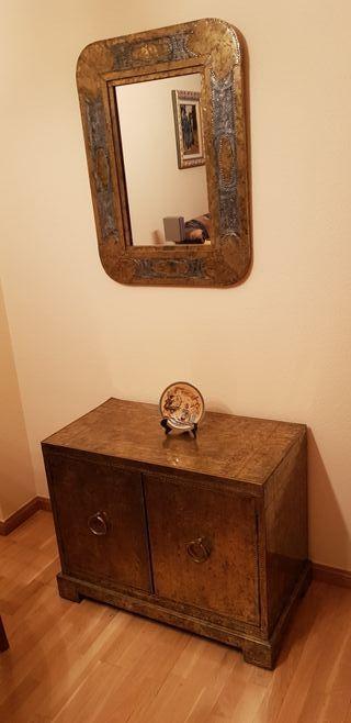 taquillon y espejo
