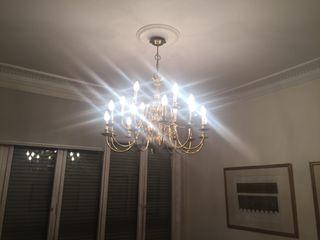 Lámpara 4 antigua