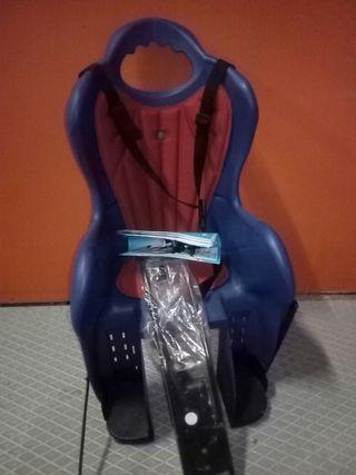 silla bicicleta portabebe