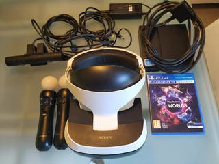 VR PS4 PACK