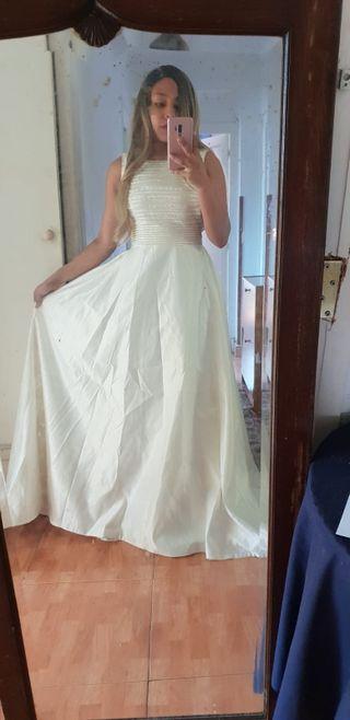 vestido de novia de segunda mano en santander en wallapop