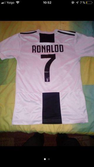 Camisetas Ronaldo de segunda mano en Barcelona en WALLAPOP cdcc65b66bd