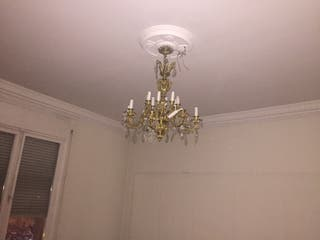 Lámpara 5 antigua
