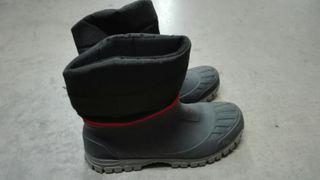 botas nieve 43-44