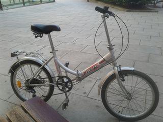 BICICLETA PLEGABLE FOLDING BIKE BICYCLE
