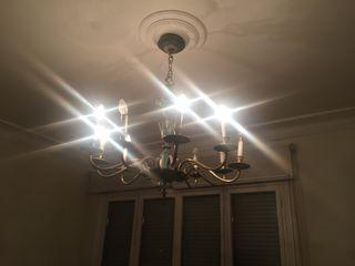 Lámpara 2 antigua
