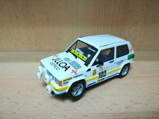 Seat Panda Rally Scalextric