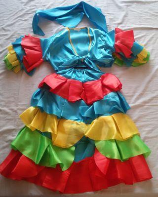 Disfraz de Caribeña