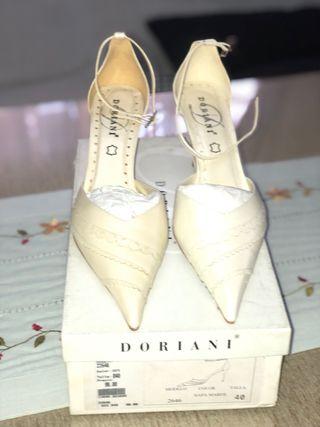 zapatos de novia de segunda mano en jaén en wallapop