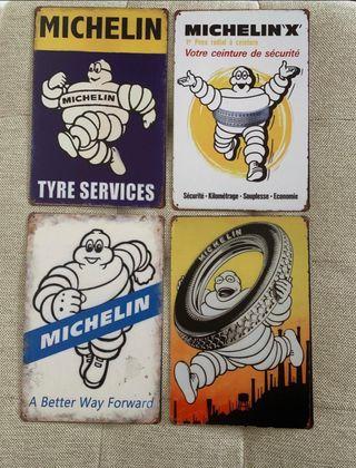Publicidad retro Michelin