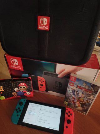 Nintendo switch y New 2ds Xl