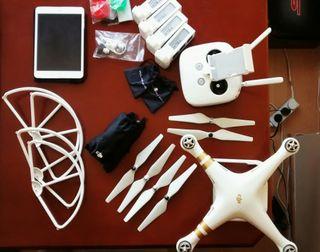DJI Phantom 3 Professional, Drone cuadricóptero