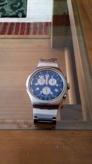 Reloj swatch inoxidable