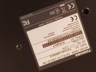 Portátil Toshiba