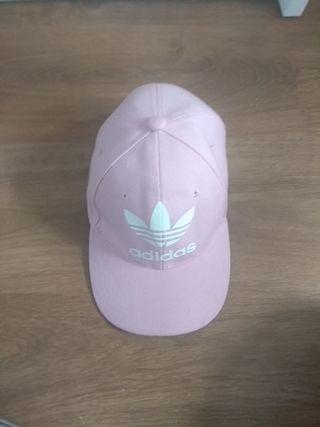 Gorra adidas de mujer