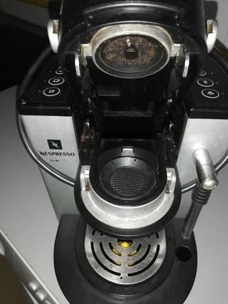 cafetera nespresso profesional