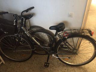 BICICLETA DE PASEO B-Twin City bike