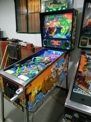 pinball fish tales williams
