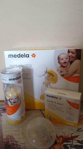 Pack Medela extractor leche