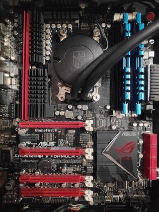 Pack Gaming CPU + Placa Base + RAM