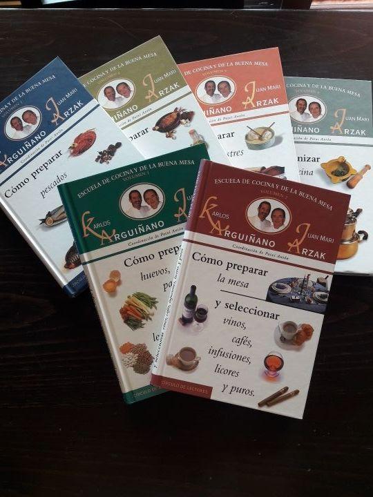 Colección Escuela de cocina y buena mesa de segunda mano por 10 € en ...