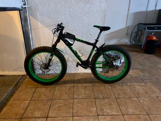 Fat bike megamo