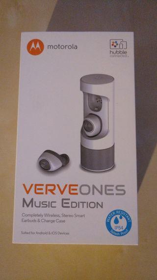 Auriculares inalámbricos Motorola VerveOnes