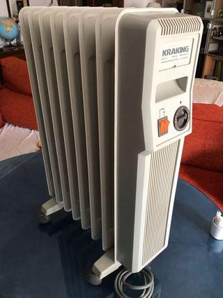 Calentador / Radiador eléctrico de aceite