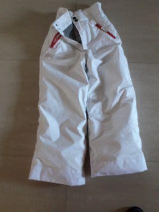 Pantalon nieve niño T10