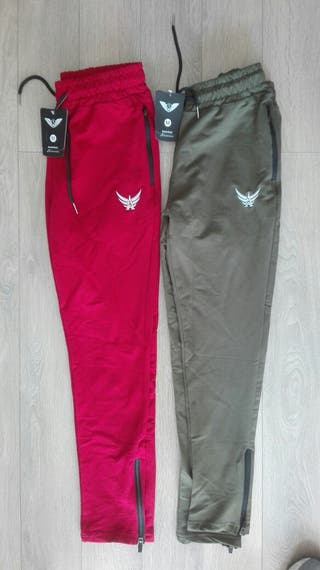 Pantalones joggins NUEVO ( talla S )