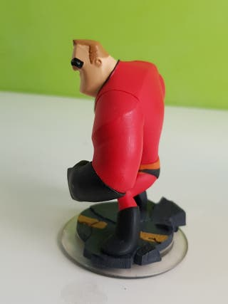 mr increible los increibles disney infinity figura