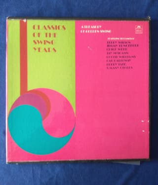 Discos vinilo Jazz