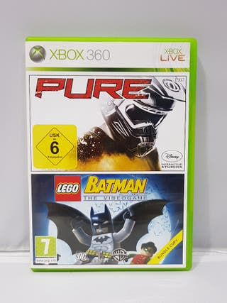 Pure + LEGO Batman XBOX 360