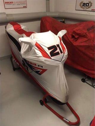Ducati 1098R límite edition