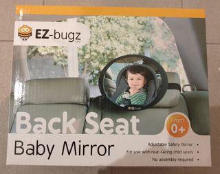 Espejo asiento bebe