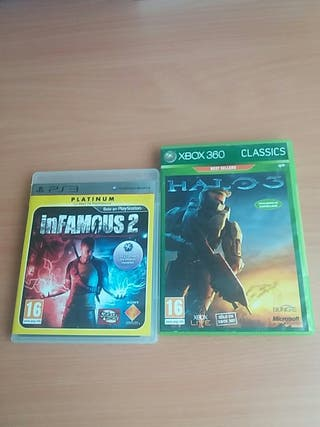 Juegos ps3 y Xbox 360