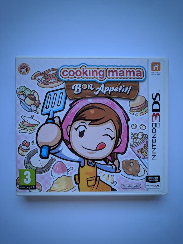 Cooking Mama: Bon Appetit 3DS