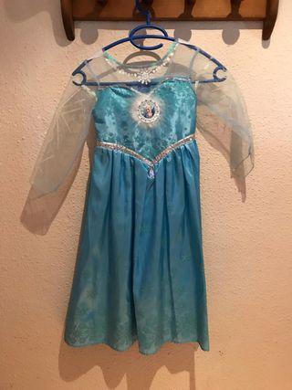 Disfraz de Elsa oficial de Disney