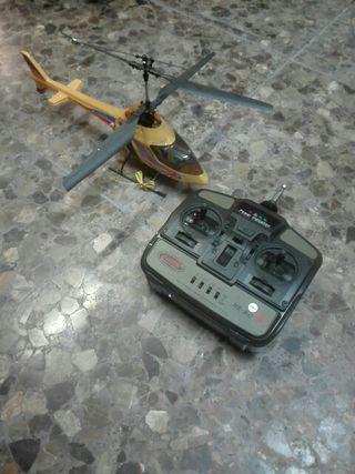 helicoptero RC Vortex V2