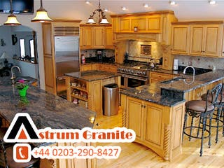 Buy online Cheap Granite Kitchen Worktops