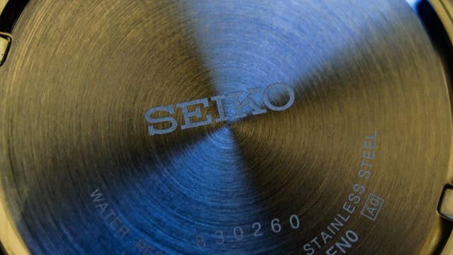 Seiko Recraft Series Solar Retro Chrono SSC667