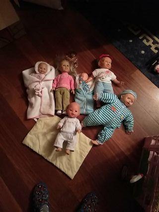 muñecos de 5 a 10€