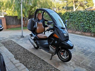 scooter BMW C1 200 executive