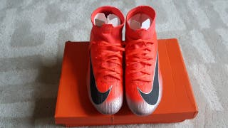 Boot Mercurial Superfly VI Pro CR7 FG Bright crims