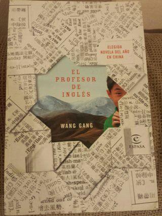 Libro : EL PROFESOR DE INGLES (Wang Gang)*