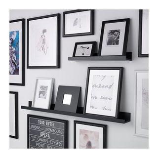 2 Lejas para cuadros RIBBA de Ikea