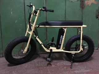 "Bicicleta eléctrica alemana ""Unimoke"" 2018."